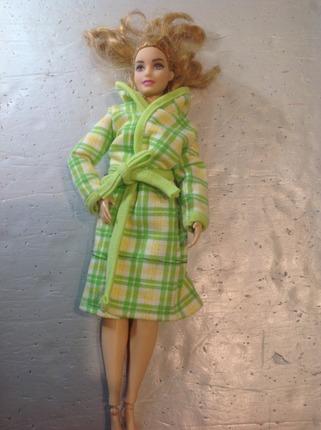 Фото. Халат для Барби. Автор работы - Enia