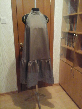 Фото. Платье. Автор работы - Dimitra