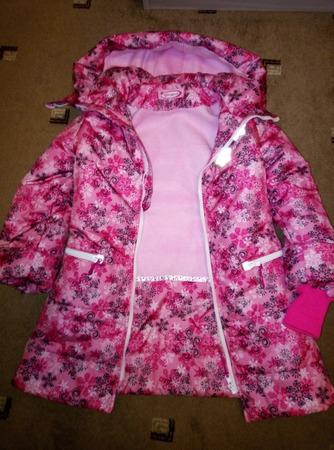 Фото. Детская куртка.  Автор работы - Водный мир