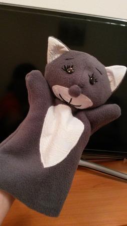 Фото. Котик для внучка. Автор работы - Marfufochka