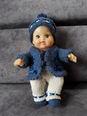 Фото. Еще парочка комплектов для садиковских кукол. Автор работы - !Ola!