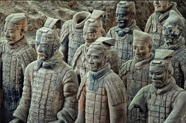 """Фото. """"Терракотовая армия, Сиань, Китай"""