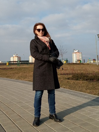 Фото. Пальто. Автор работы - AYouchka