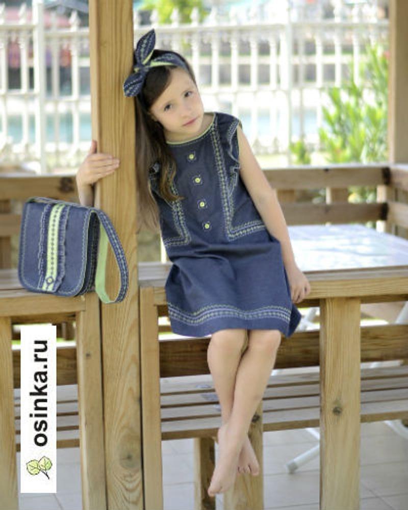 Фото. Конечно, очень люблю шить дочке платья. Иногда, вдохновившись, вместо одного платья шью целый комплект. Хотя это, наверное, и не совсем практично. .