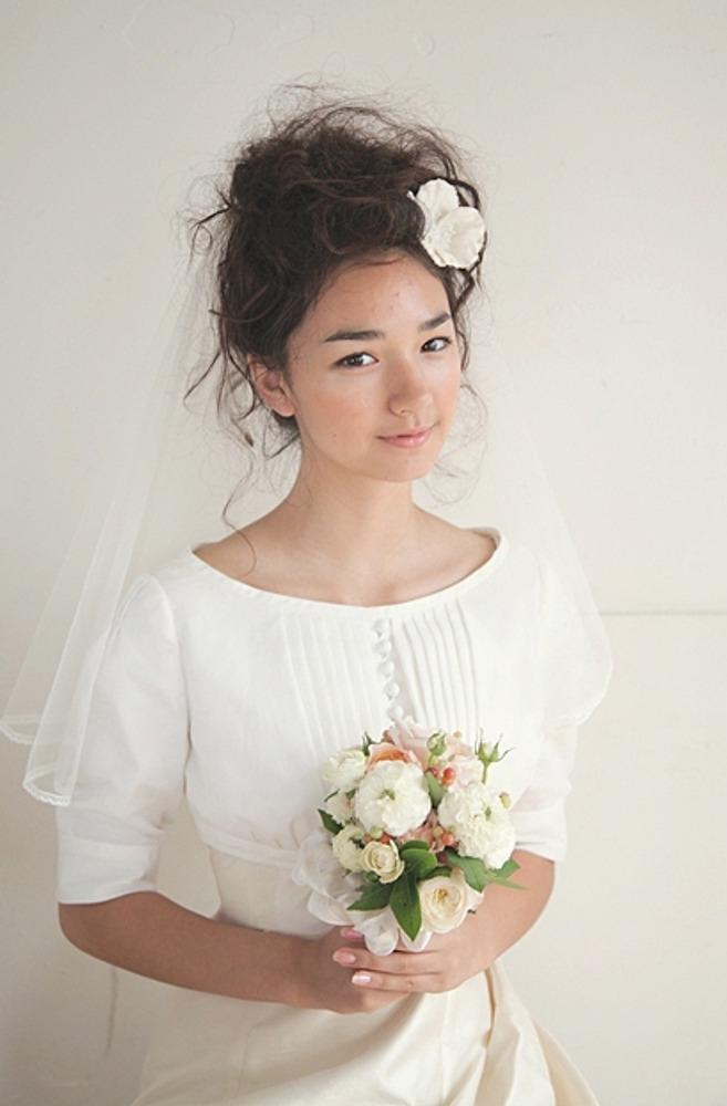 Фото. 11. Свадебное платье. Из коллекции Luce Classica.