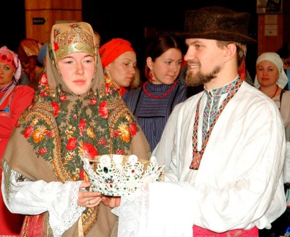 Фото. 34. Свадьба Алексея и Ольги Карасёвых. Новосибирск, 2007. Фото - Вячеслав Андреев.