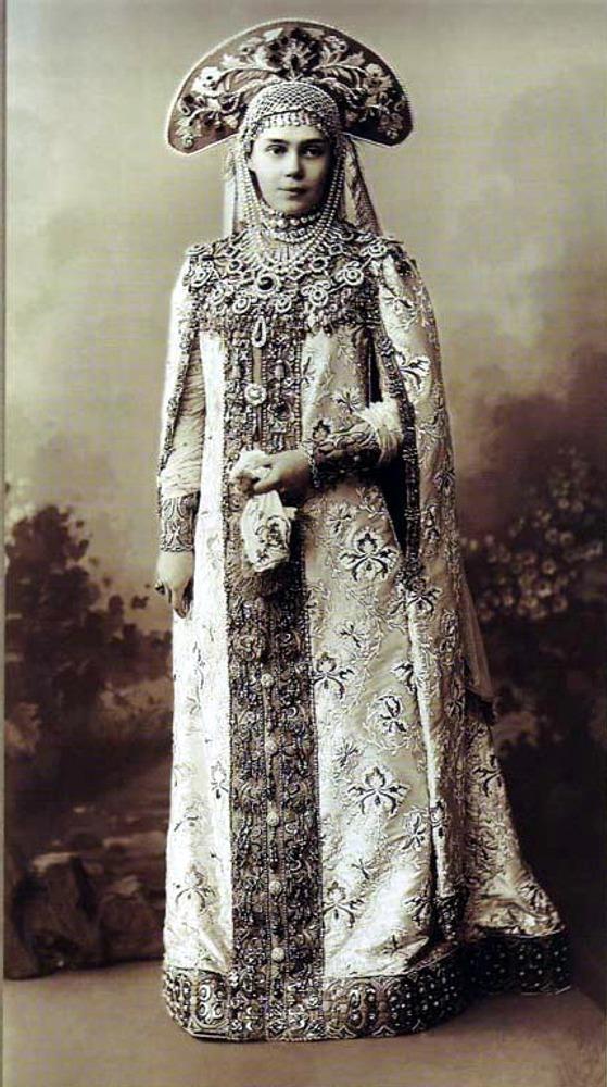 Фото. 49. Великая княгиня Ксения Александровна.