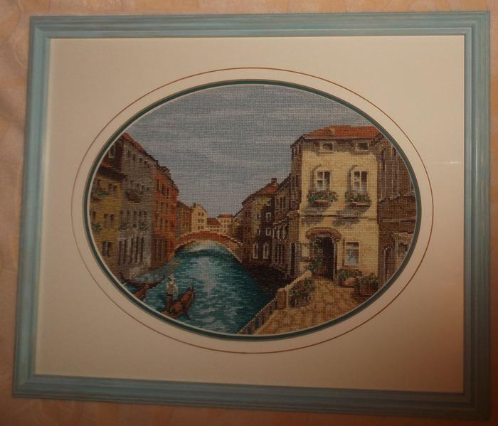 """Фото. Дом мечты может располагаться и в Италии. """"Утро Венеции"""" от Panna.  Автор работы - _Inna"""