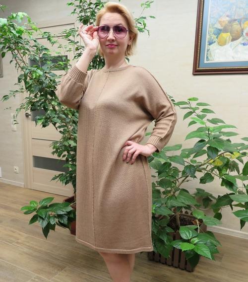 Фото. Платье-кокон.  Автор работы - Svetlaniya