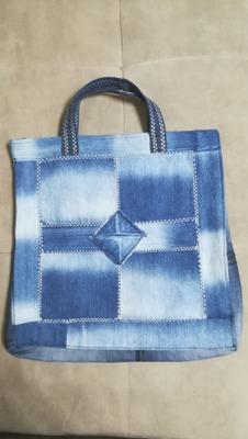 Фото. Сумка из старого рюкзака.  Автор работы - lana29.09