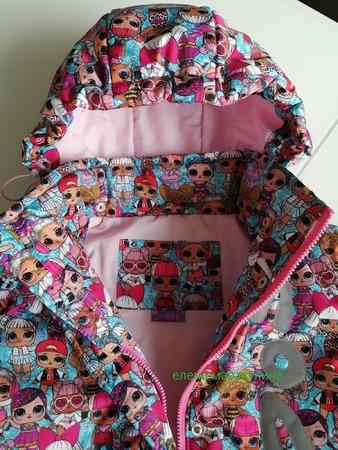Фото. Куртка для девочки.  Автор работы - Елена весенняя