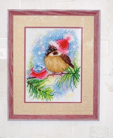 "Фото. ""Новогодний урожай"" от ""Жар птицы"".  Автор работы - Ladynelly"