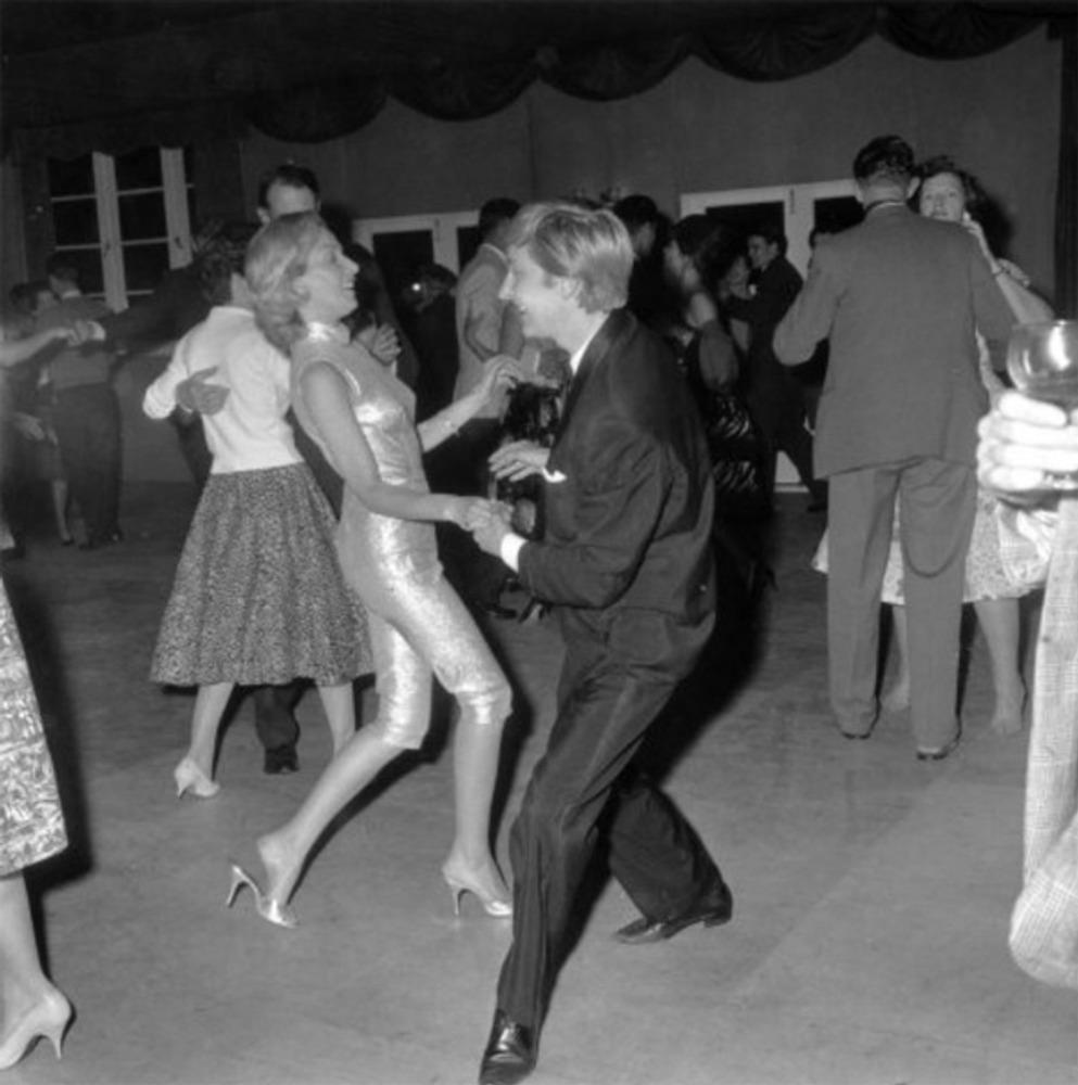 Фото. Hurlingham Club in Putney, Лондон, 1960 г.