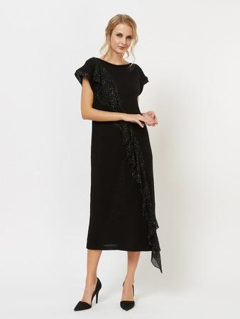 Фото. Платье, машинное вязание. Автор работы - Joyme