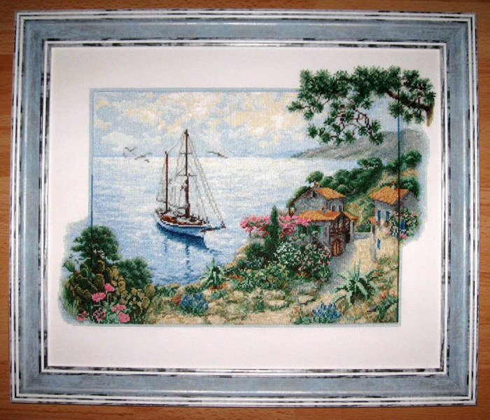 """Фото. """"Морской пейзаж"""".  Автор работы - Simfony"""