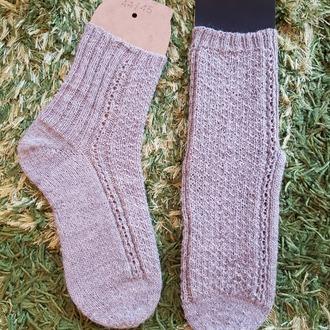 Фото. Вот так я пришла к выводу что однотонные носки не по мне!
