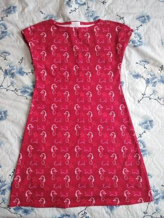 Фото. Платье трикотажное. Автор работы - Mуми