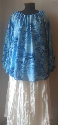 Фото. Туника и юбка. Автор работы - St.Elena