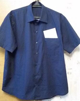 Фото. Летняя рубашка для мужа. Автор работы - LULUSSI