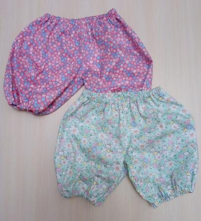 Фото. Панталончики для маленькой девочки. Автор работы - Natella77l