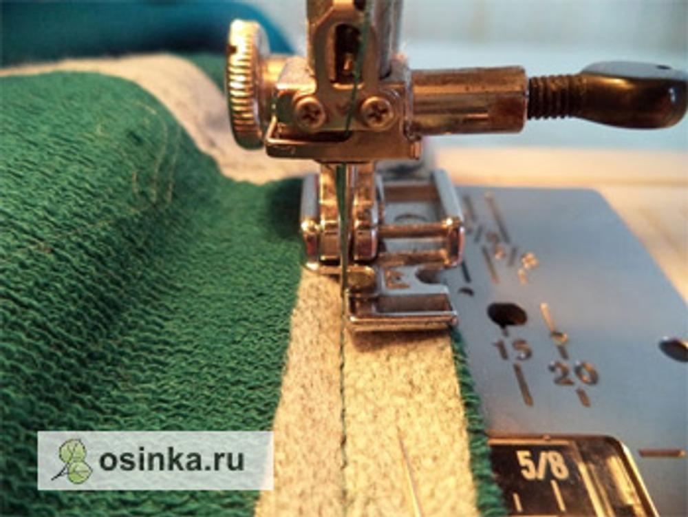 Фото. На любимой швейной машинке шить - одно удовольствие!