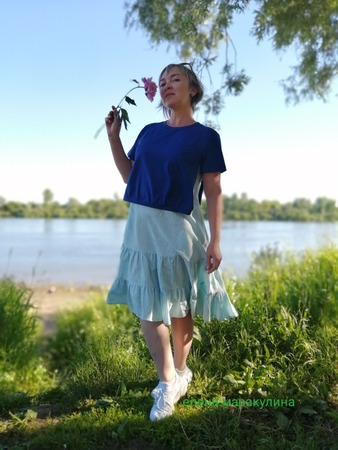 Фото. Платье NATALY. Автор работы - Елена весенняя