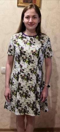 """Фото. Платье """"Барби"""".  Автор работы - Марина З."""